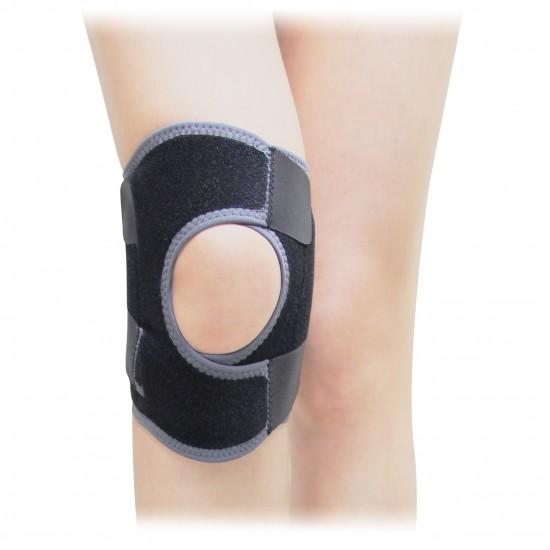 Adjustable Power Wrap Silicone Knee Stabilizer - Állítható Power Wrap Szilikon Térdrögzítő