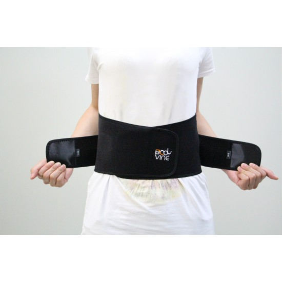 Adjustable Power Wrap Back Support Double Pull Silicone Straps - Háttartó Öv Duplán Állítható Szilikon Szíjjal