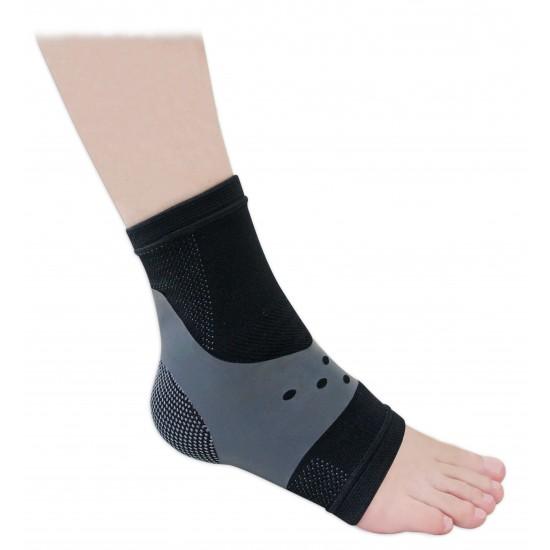 Compression Taping Elastic Ankle Stabilizer - Kompressziós Szalagos Rugalmas Boka Rögzítő
