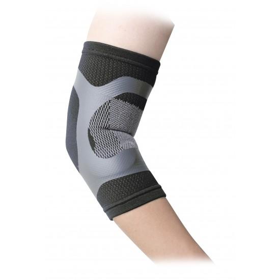 Compression Taping Elastic Elbow Stabilizer - Kompressziós Szalagos Rugalmas Könyök Rögzítő