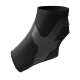 Ultrathin Compression Ankle Stabilizer Plus Black - Ultravékony Kompressziós Boka Rögzítő Plus Fekete