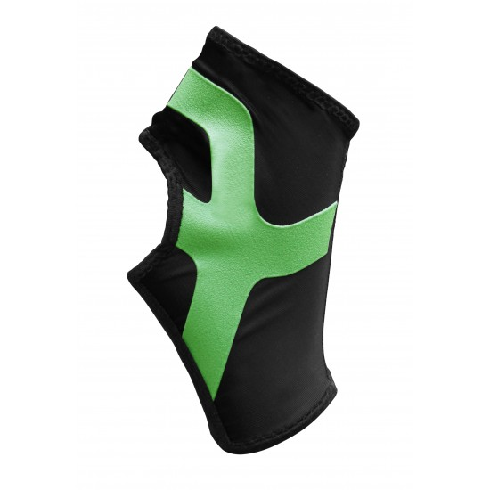 Ultrathin Compression Ankle Stabilizer Plus Green - Ultravékony Kompressziós Boka Rögzítő Plus Zöld