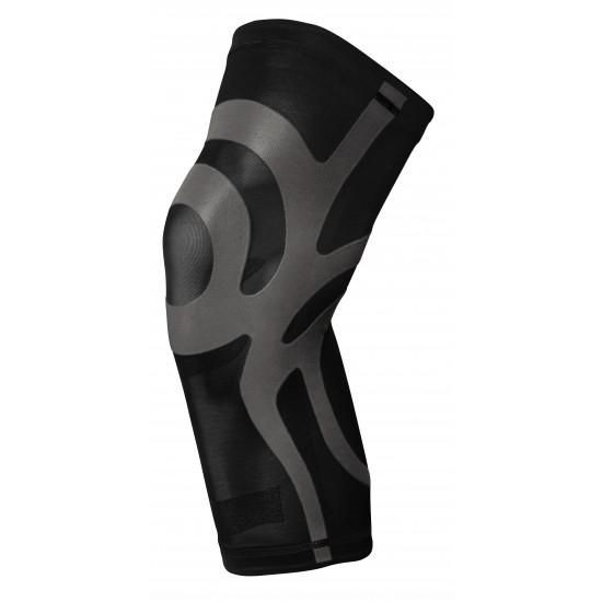 Ultrathin Compression Knee Stabilizer Plus Black - Ultravékony Kompressziós Térd Rögzítő Plus Fekete