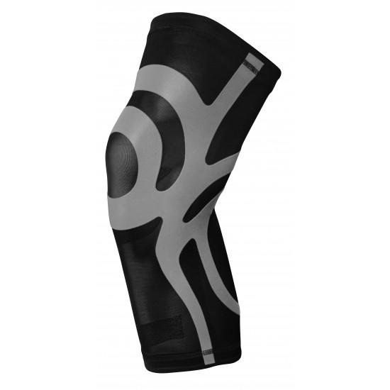 Ultrathin Compression Knee Stabilizer Plus Grey - Ultravékony Kompressziós Térd Rögzítő Plus Szürke