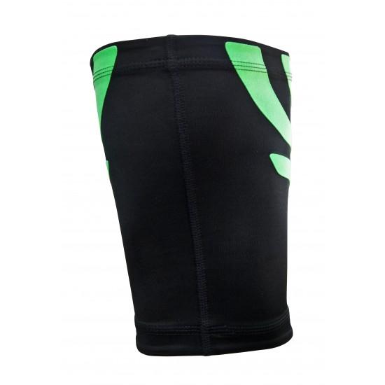Ultrathin Compression Thigh Sleeve Plus Green (pair) - Ultravékony Kompressziós Comb Védő Plus Zöld (pár)