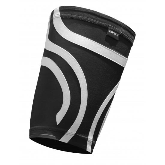 Ultrathin Compression Thigh Sleeve Plus Grey (pair) - Ultravékony Kompressziós Comb Védő Plus Szürke (pár)