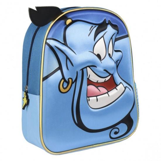 Aladin, Dzsini Disney 3D hátizsák 31 cm