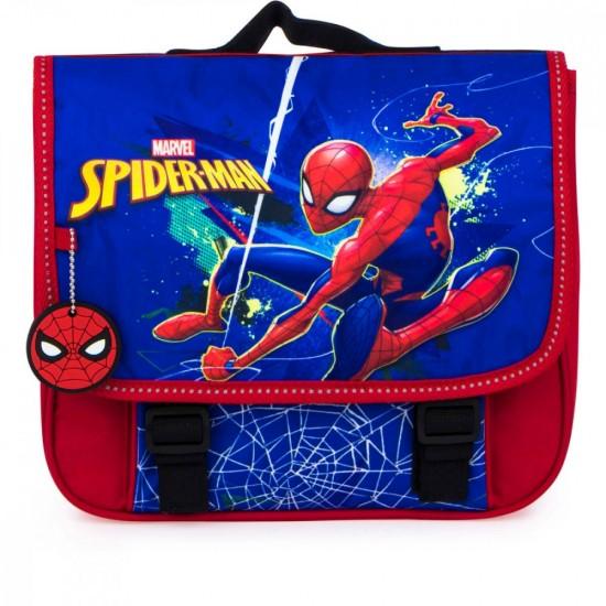 Spiderman Iskolatáska Junior  29 cm